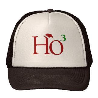 Ho Ho Ho Mesh Hats