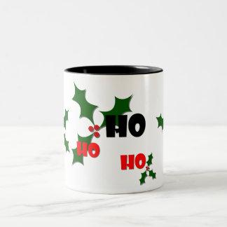 Ho Ho Ho Mistletoe Mug