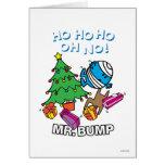 Ho Ho Ho Oh No! Greeting Card