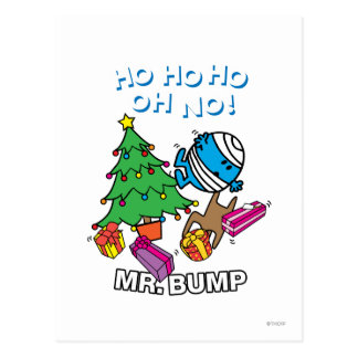 Ho Ho Ho Oh No Postcards