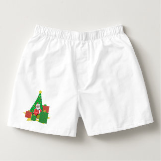 Ho Ho Ho Santa Claus Boxers