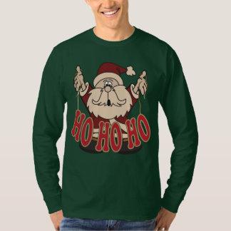Ho Ho Ho Santa Claus | Christmas T-Shirt