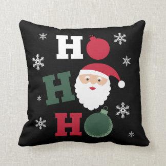 Ho Ho Ho Santa Claus Cushion
