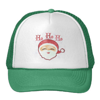 HO HO HO SANTA HATS