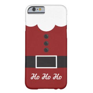 Ho Ho Ho  Santa Suit Christmas iPhone 6 case