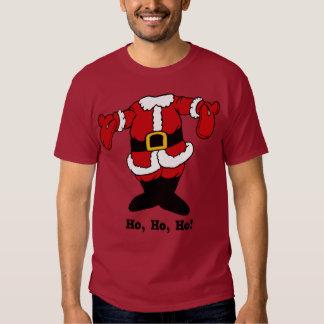 Ho Ho Ho Santa t-shirt