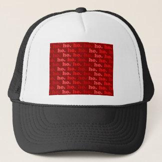 ho. ho. ho. trucker hat