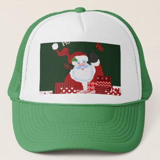 HO HO HO ! TRUCKER HAT