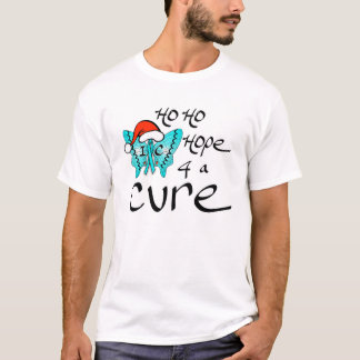 Ho Ho Hope 4 a Cure to IC T-Shirt