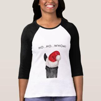Ho Ho Whoa t-shirt
