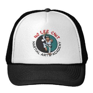 Ho Lee Chit Martial Arts Academy Mesh Hats