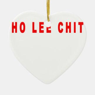 ho lee chit shirt L.png Christmas Ornaments