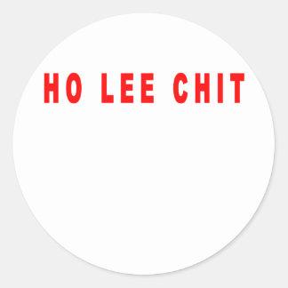 ho lee chit shirt L.png Sticker