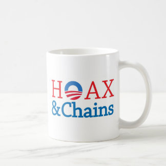 Hoax&Chains Coffee Mug