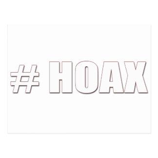 Hoax Postcard