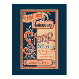 Hobbies and Handbooks Stamp Collecting Postcard