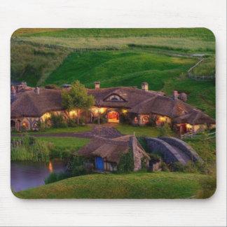 Hobbiton New Zealand Mousepad