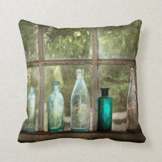 Hobby - Bottles - It's all about the glass Cushion