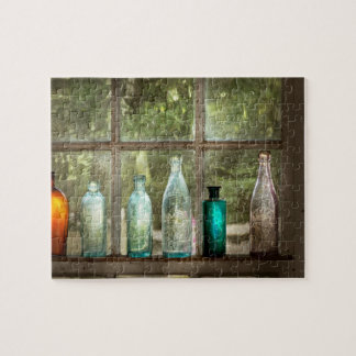 Hobby - Bottles - It's all about the glass Jigsaw Puzzle