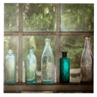 Hobby - Bottles - It's all about the glass Tile