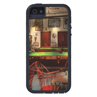 Hobby - Pool - The billiards club 1915 iPhone 5 Case