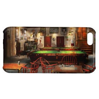 Hobby - Pool - The billiards club 1915 iPhone 5C Case