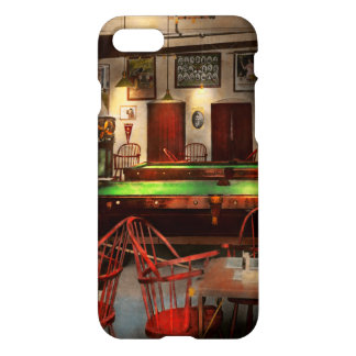 Hobby - Pool - The billiards club 1915 iPhone 8/7 Case