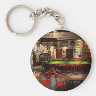 Hobby - Pool - The billiards club 1915 Key Ring