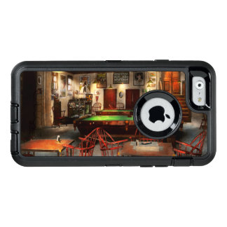 Hobby - Pool - The billiards club 1915 OtterBox Defender iPhone Case
