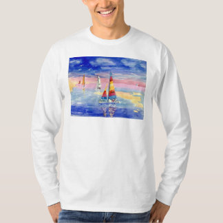 Hobie Cat Sailboats T-Shirt
