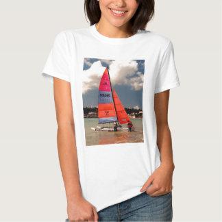 Hobie catamaran ready to sail shirts