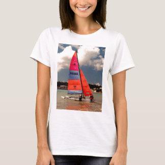 Hobie catamaran ready to sail T-Shirt