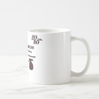 HoBo Gear 3.5 million homeless coffee mug