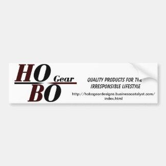 HoBo Gear bumper sticker