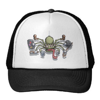Hobo Von Spiderton Cap