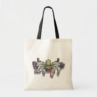 Hobo Von Spiderton Tote Bag