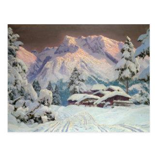Hocheisgruppe, Austria Postcard