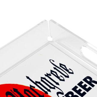 Hochgreve Beer Acrylic Tray