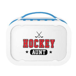Hockey Aunt Lunch Box