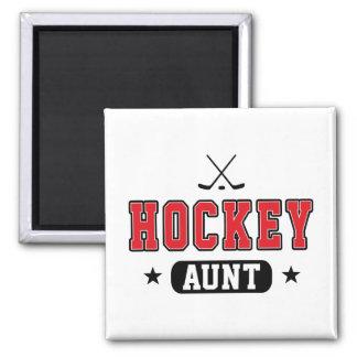 Hockey Aunt Magnet