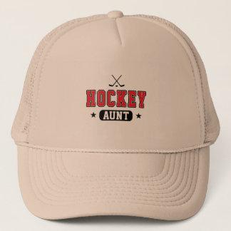 Hockey Aunt Trucker Hat