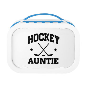 Hockey Auntie Lunch Boxes