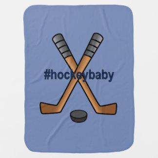 Hockey Baby Fleece Blanket