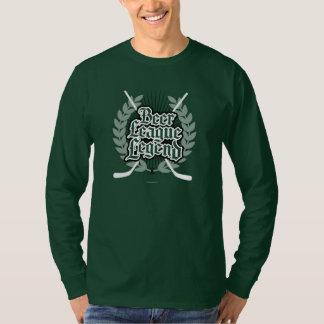 Hockey Beer League Legend T-Shirt