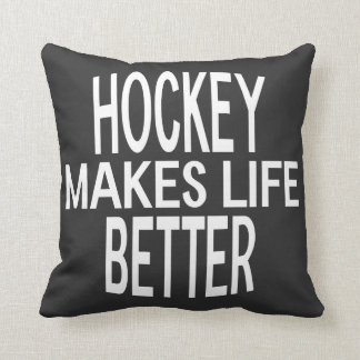 Hockey Better Pillow - Assorted Styles & Colors
