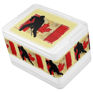 Hockey Canada IGloo Cooler