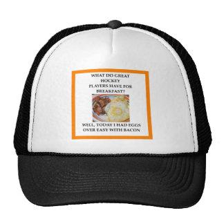 HOCKEY CAP