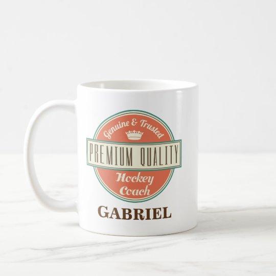 Hockey Coach Personalised Office Mug Gift
