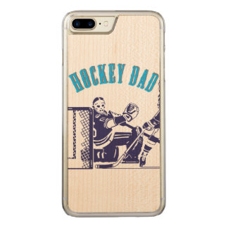 Hockey Dad Carved iPhone 8 Plus/7 Plus Case
