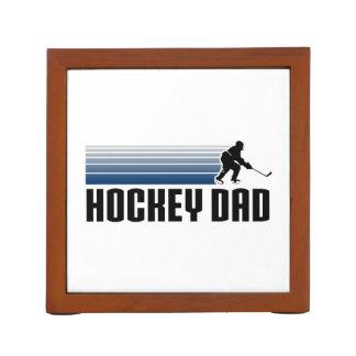 Hockey Dad Desk Organiser